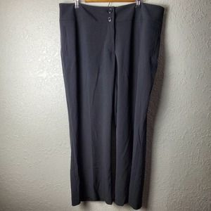 NWT Fashion Bug Black Slacks Sz. 20 Petite